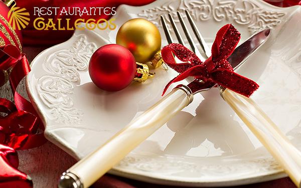Menus para Grupos y Navidad