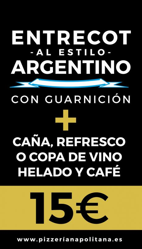 Entrecot Estilo Argentino
