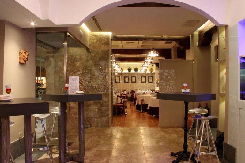 Restaurante restaurante o grelo en madrid cocina gallega - Cocina gallega en madrid ...