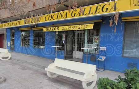 Restaurante restaurante riazor en alcobendas cocina - Cocina gallega en madrid ...