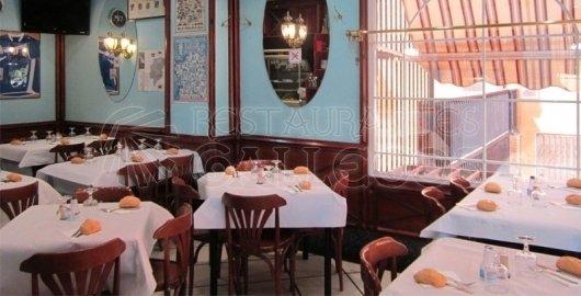 Restaurante o toxo en madrid cocina gallega - Cocina gallega en madrid ...