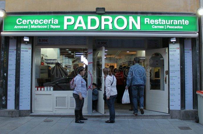 Restaurante padr n en madrid cocina gallega - Cocina gallega en madrid ...